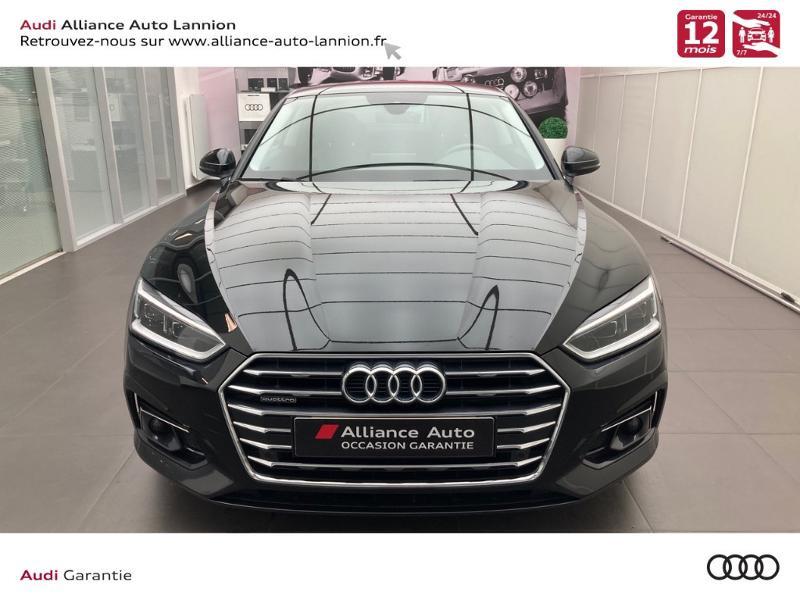 Photo 2 de l'offre de AUDI A5 2.0 TDI 190ch Design Luxe quattro S tronic 7 10cv à 32900€ chez Alliance Auto – Audi Lannion