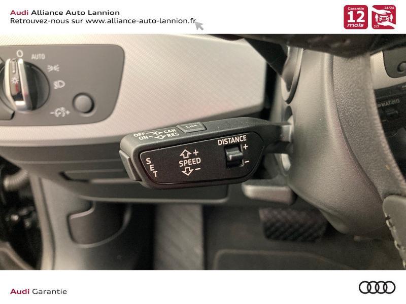 Photo 10 de l'offre de AUDI A5 2.0 TDI 190ch Design Luxe quattro S tronic 7 10cv à 32900€ chez Alliance Auto – Audi Lannion