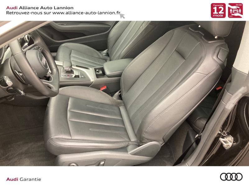 Photo 7 de l'offre de AUDI A5 2.0 TDI 190ch Design Luxe quattro S tronic 7 10cv à 32900€ chez Alliance Auto – Audi Lannion