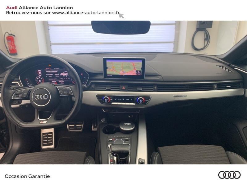 Photo 10 de l'offre de AUDI A5 Sportback 3.0 TDI 286ch S line quattro Tiptronic à 44900€ chez Alliance Auto – Audi Lannion