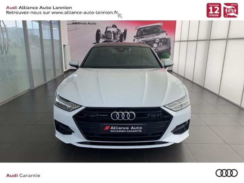 Photo 2 de l'offre de AUDI A7 Sportback 50 TDI 286ch Avus quattro tiptronic 8 à 48900€ chez Alliance Auto – Audi Lannion