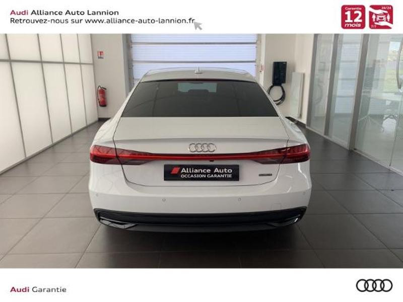 Photo 5 de l'offre de AUDI A7 Sportback 50 TDI 286ch Avus quattro tiptronic 8 à 48900€ chez Alliance Auto – Audi Lannion