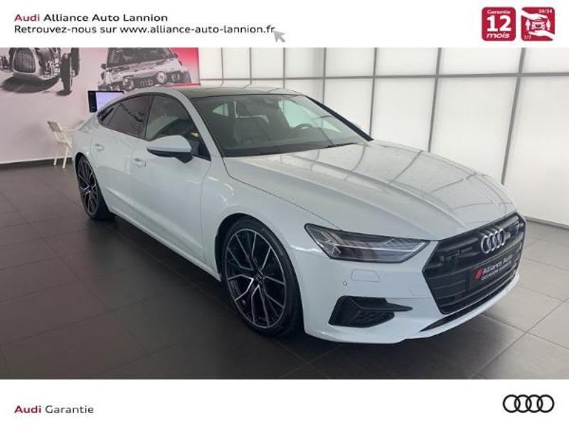 Photo 3 de l'offre de AUDI A7 Sportback 50 TDI 286ch Avus quattro tiptronic 8 à 48900€ chez Alliance Auto – Audi Lannion