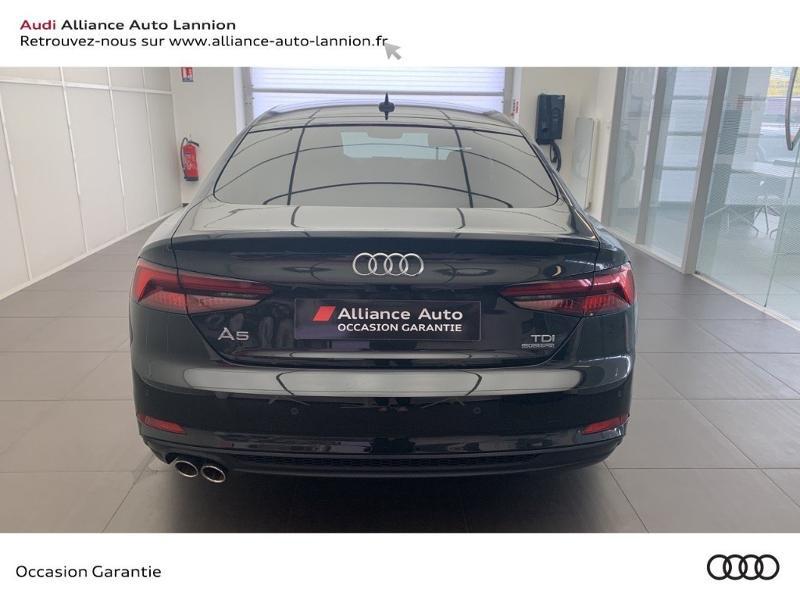 Photo 5 de l'offre de AUDI A5 Sportback 3.0 TDI 286ch S line quattro Tiptronic à 44900€ chez Alliance Auto – Audi Lannion