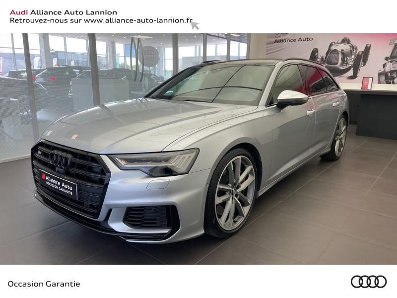 Audi S6 Avant 3.0 TDI 349ch quattro tiptronic Diesel GRIS Occasion à vendre
