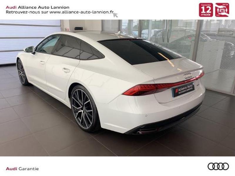 Photo 6 de l'offre de AUDI A7 Sportback 50 TDI 286ch Avus quattro tiptronic 8 à 48900€ chez Alliance Auto – Audi Lannion