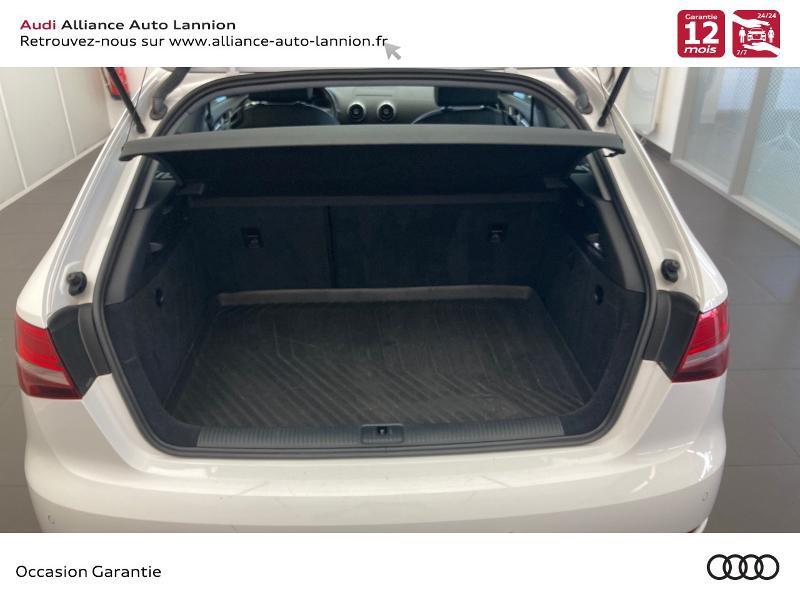 Photo 14 de l'offre de AUDI A3 1.6 TDI 110ch Design à 15900€ chez Alliance Auto – Audi Lannion