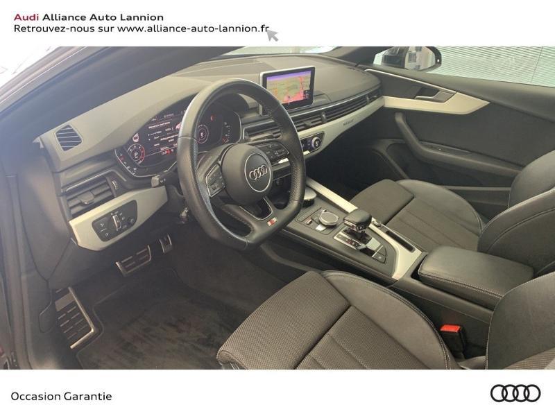 Photo 9 de l'offre de AUDI A5 Sportback 3.0 TDI 286ch S line quattro Tiptronic à 44900€ chez Alliance Auto – Audi Lannion