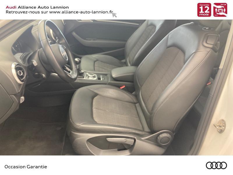Photo 7 de l'offre de AUDI A3 1.6 TDI 110ch Design à 15900€ chez Alliance Auto – Audi Lannion