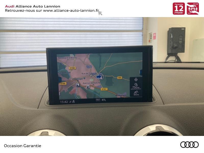 Photo 11 de l'offre de AUDI A3 1.6 TDI 110ch Design à 15900€ chez Alliance Auto – Audi Lannion
