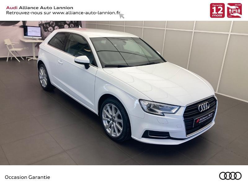 Photo 3 de l'offre de AUDI A3 1.6 TDI 110ch Design à 15900€ chez Alliance Auto – Audi Lannion