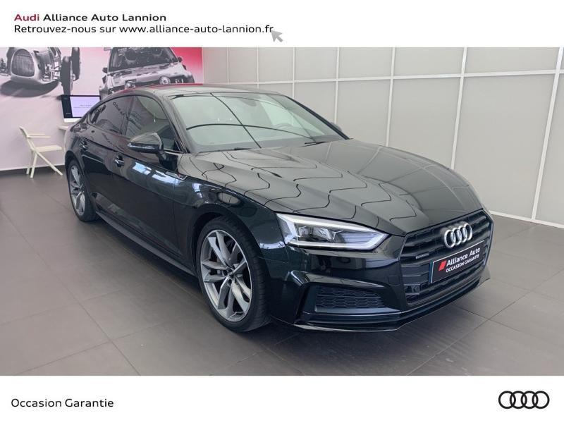Photo 3 de l'offre de AUDI A5 Sportback 3.0 TDI 286ch S line quattro Tiptronic à 44900€ chez Alliance Auto – Audi Lannion