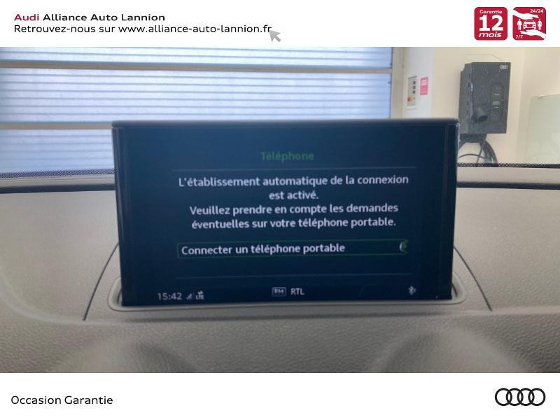 Photo 12 de l'offre de AUDI A3 1.6 TDI 110ch Design à 15900€ chez Alliance Auto – Audi Lannion