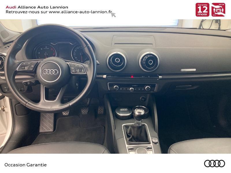 Photo 6 de l'offre de AUDI A3 1.6 TDI 110ch Design à 15900€ chez Alliance Auto – Audi Lannion
