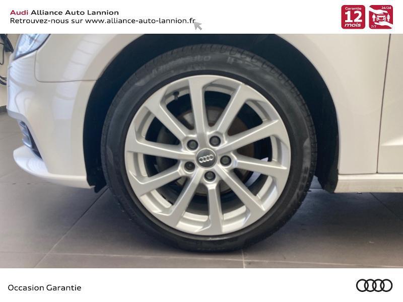 Photo 16 de l'offre de AUDI A3 1.6 TDI 110ch Design à 15900€ chez Alliance Auto – Audi Lannion