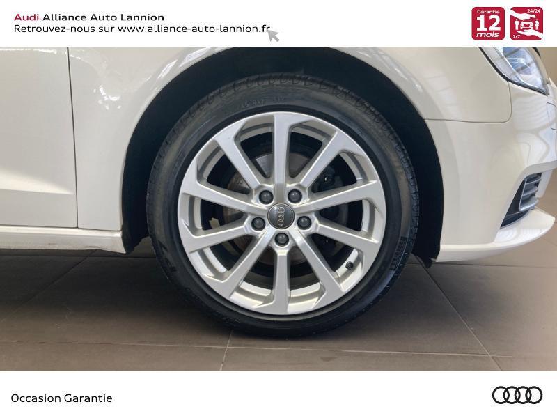 Photo 17 de l'offre de AUDI A3 1.6 TDI 110ch Design à 15900€ chez Alliance Auto – Audi Lannion