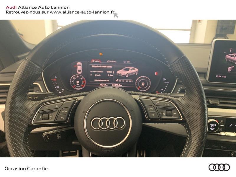 Photo 13 de l'offre de AUDI A5 Sportback 3.0 TDI 286ch S line quattro Tiptronic à 44900€ chez Alliance Auto – Audi Lannion