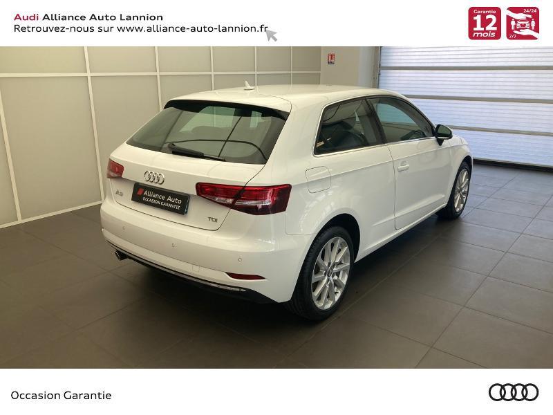 Photo 4 de l'offre de AUDI A3 1.6 TDI 110ch Design à 15900€ chez Alliance Auto – Audi Lannion