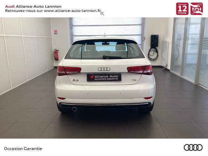 Photo 5 de l'offre de AUDI A3 1.6 TDI 110ch Design à 15900€ chez Alliance Auto – Audi Lannion