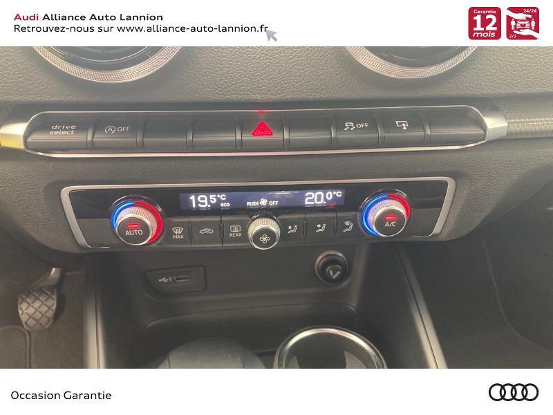 Photo 10 de l'offre de AUDI A3 1.6 TDI 110ch Design à 15900€ chez Alliance Auto – Audi Lannion