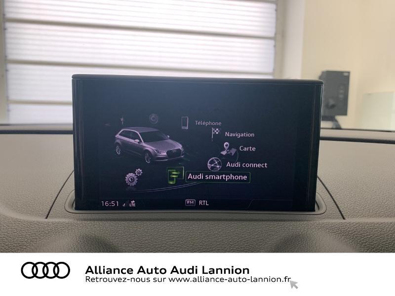 Photo 14 de l'offre de AUDI A3 Sportback 2.0 TDI 184ch Design luxe quattro S tronic 7 à 24900€ chez Alliance Auto – Audi Lannion