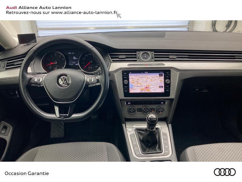 Photo 6 de l'offre de VOLKSWAGEN Passat SW 1.4 TSI 125ch BlueMotion Technology Trendline à 17490€ chez Alliance Auto – Audi Lannion