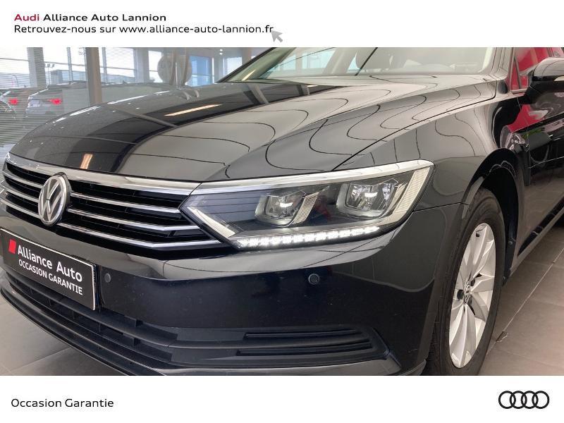 Photo 11 de l'offre de VOLKSWAGEN Passat SW 1.4 TSI 125ch BlueMotion Technology Trendline à 17490€ chez Alliance Auto – Audi Lannion