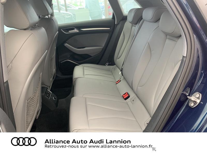 Photo 8 de l'offre de AUDI A3 Sportback 2.0 TDI 184ch Design luxe quattro S tronic 7 à 24900€ chez Alliance Auto – Audi Lannion
