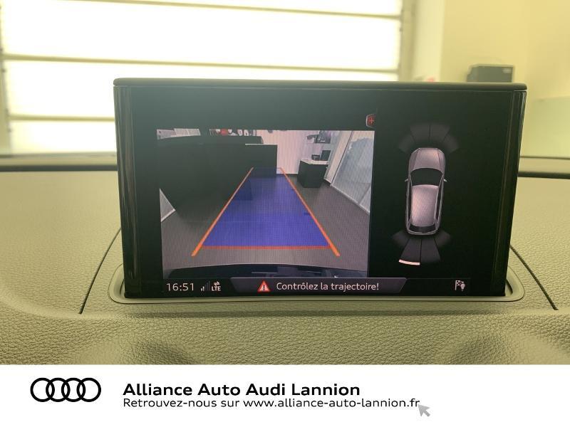 Photo 13 de l'offre de AUDI A3 Sportback 2.0 TDI 184ch Design luxe quattro S tronic 7 à 24900€ chez Alliance Auto – Audi Lannion