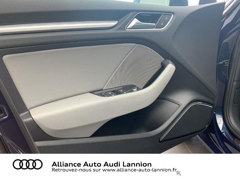 Photo 10 de l'offre de AUDI A3 Sportback 2.0 TDI 184ch Design luxe quattro S tronic 7 à 24900€ chez Alliance Auto – Audi Lannion