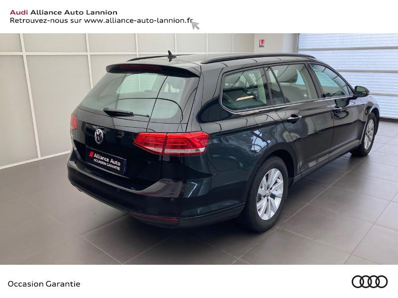 Photo 4 de l'offre de VOLKSWAGEN Passat SW 1.4 TSI 125ch BlueMotion Technology Trendline à 17490€ chez Alliance Auto – Audi Lannion