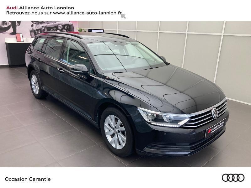 Photo 3 de l'offre de VOLKSWAGEN Passat SW 1.4 TSI 125ch BlueMotion Technology Trendline à 17490€ chez Alliance Auto – Audi Lannion