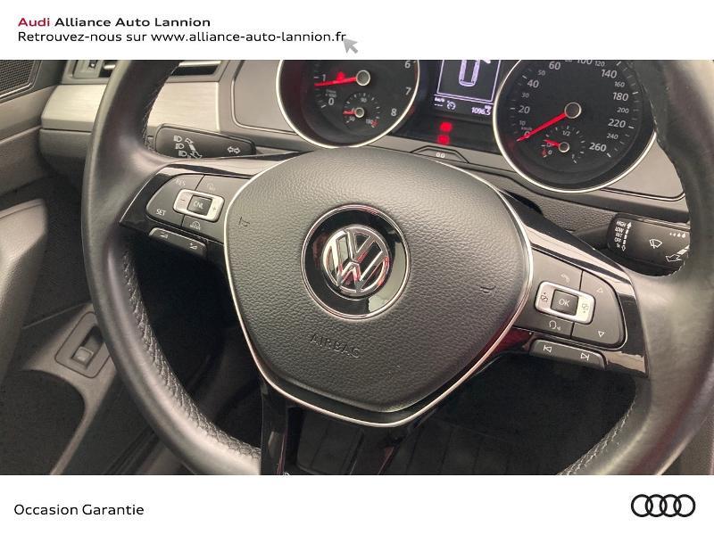 Photo 14 de l'offre de VOLKSWAGEN Passat SW 1.4 TSI 125ch BlueMotion Technology Trendline à 17490€ chez Alliance Auto – Audi Lannion