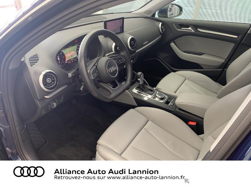 Photo 6 de l'offre de AUDI A3 Sportback 2.0 TDI 184ch Design luxe quattro S tronic 7 à 24900€ chez Alliance Auto – Audi Lannion