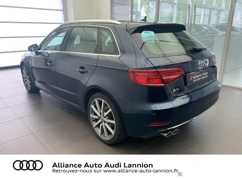 Photo 9 de l'offre de AUDI A3 Sportback 2.0 TDI 184ch Design luxe quattro S tronic 7 à 24900€ chez Alliance Auto – Audi Lannion