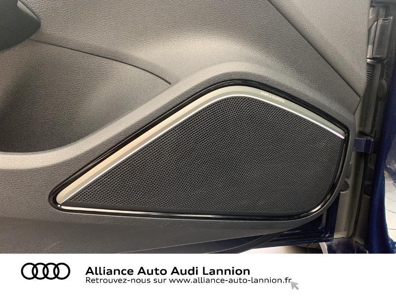 Photo 11 de l'offre de AUDI A3 Sportback 2.0 TDI 184ch Design luxe quattro S tronic 7 à 24900€ chez Alliance Auto – Audi Lannion