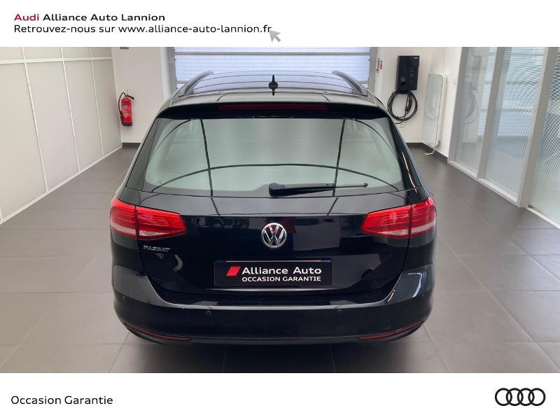 Photo 5 de l'offre de VOLKSWAGEN Passat SW 1.4 TSI 125ch BlueMotion Technology Trendline à 17490€ chez Alliance Auto – Audi Lannion