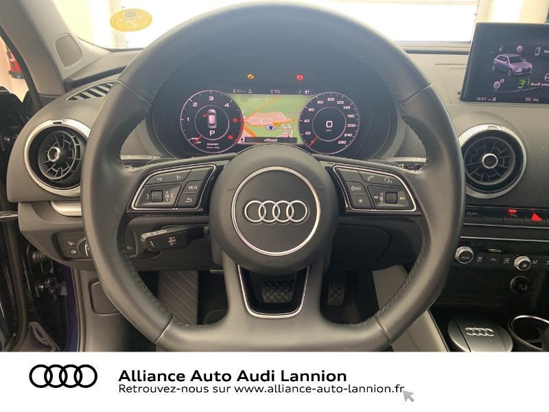 Photo 15 de l'offre de AUDI A3 Sportback 2.0 TDI 184ch Design luxe quattro S tronic 7 à 24900€ chez Alliance Auto – Audi Lannion