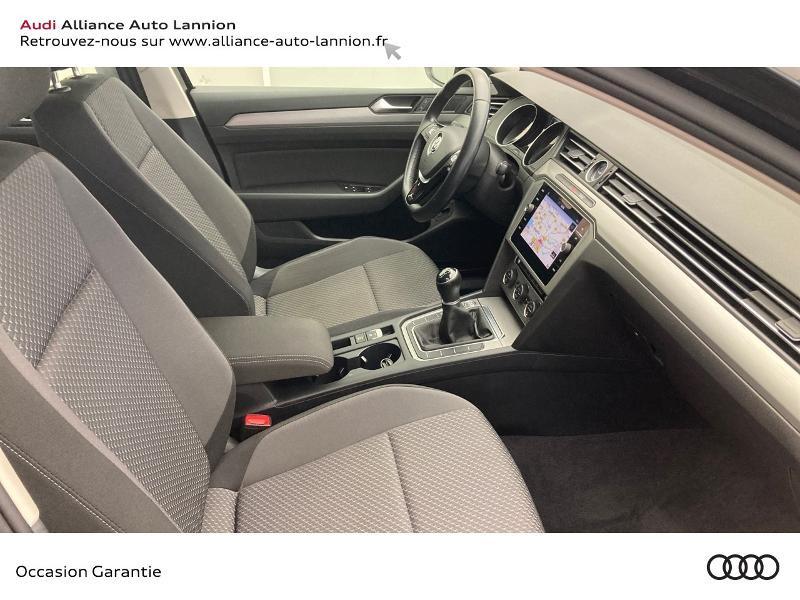 Photo 12 de l'offre de VOLKSWAGEN Passat SW 1.4 TSI 125ch BlueMotion Technology Trendline à 17490€ chez Alliance Auto – Audi Lannion