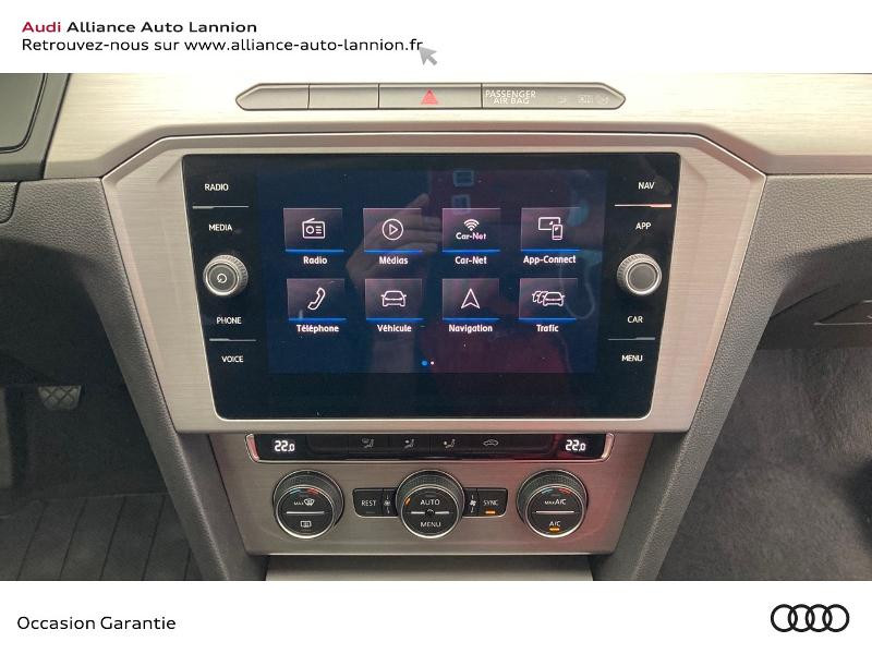 Photo 13 de l'offre de VOLKSWAGEN Passat SW 1.4 TSI 125ch BlueMotion Technology Trendline à 17490€ chez Alliance Auto – Audi Lannion