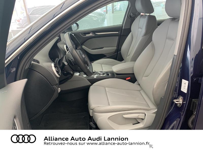 Photo 7 de l'offre de AUDI A3 Sportback 2.0 TDI 184ch Design luxe quattro S tronic 7 à 24900€ chez Alliance Auto – Audi Lannion