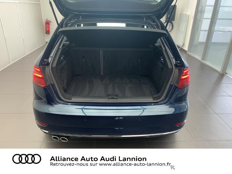 Photo 16 de l'offre de AUDI A3 Sportback 2.0 TDI 184ch Design luxe quattro S tronic 7 à 24900€ chez Alliance Auto – Audi Lannion