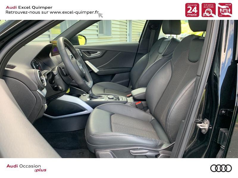 Photo 7 de l'offre de AUDI Q2 30 TDI 116ch S line S tronic 7 Euro6d-T à 31490€ chez Excel automobiles - Audi Quimper