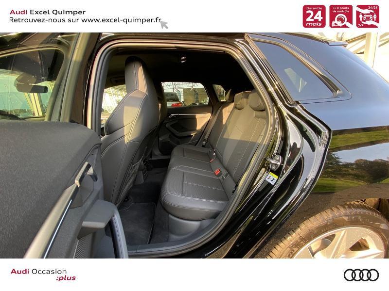 Photo 8 de l'offre de AUDI A3 Sportback 35 TDI 150ch S line S tronic 7 à 43690€ chez Excel automobiles - Audi Quimper