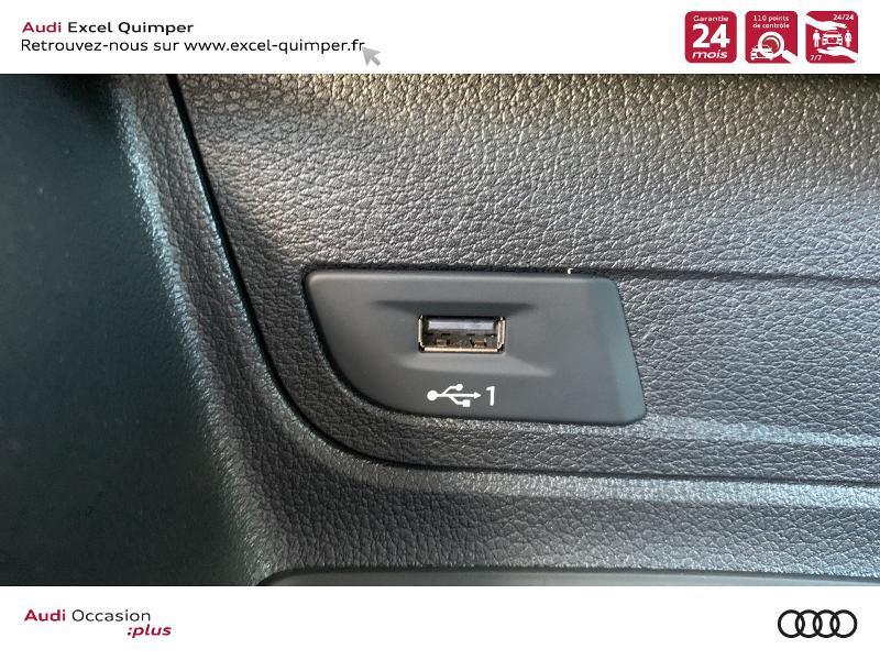 Photo 20 de l'offre de AUDI Q2 30 TDI 116ch S line S tronic 7 Euro6d-T à 31490€ chez Excel automobiles - Audi Quimper
