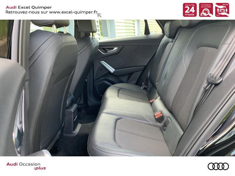 Photo 8 de l'offre de AUDI Q2 30 TDI 116ch S line S tronic 7 Euro6d-T à 31490€ chez Excel automobiles - Audi Quimper