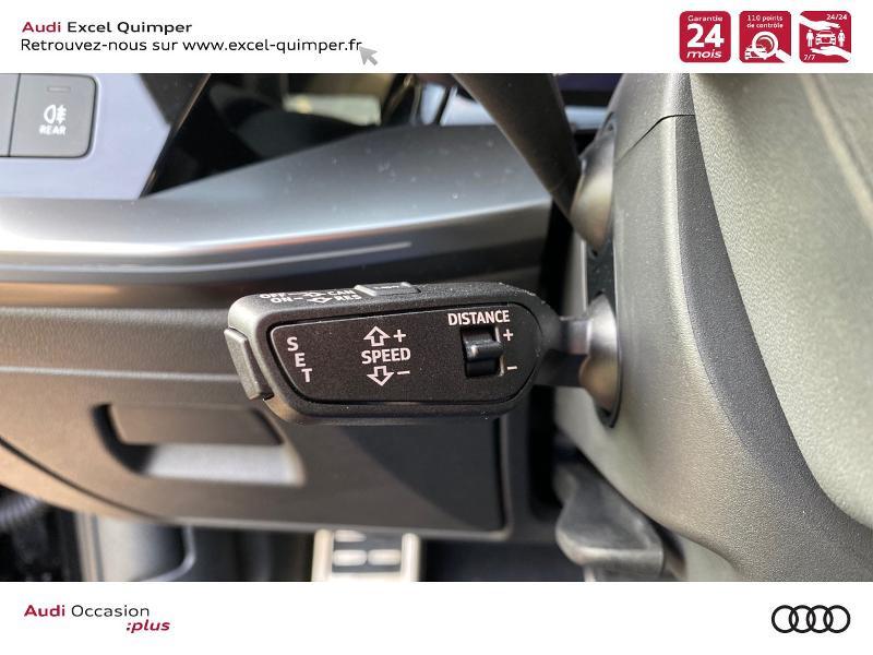 Photo 13 de l'offre de AUDI A3 Sportback 35 TDI 150ch S line S tronic 7 à 43690€ chez Excel automobiles - Audi Quimper