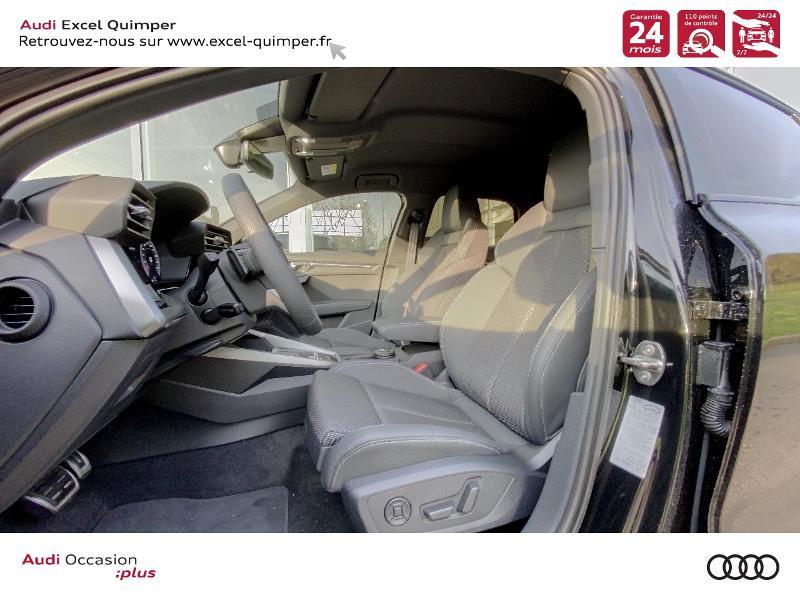 Photo 7 de l'offre de AUDI A3 Sportback 35 TDI 150ch S line S tronic 7 à 43690€ chez Excel automobiles - Audi Quimper