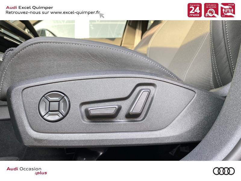 Photo 11 de l'offre de AUDI A3 Sportback 35 TDI 150ch S line S tronic 7 à 43690€ chez Excel automobiles - Audi Quimper