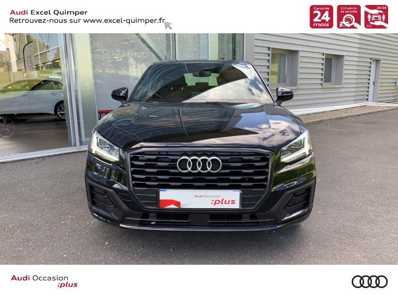 Photo 2 de l'offre de AUDI Q2 30 TDI 116ch S line S tronic 7 Euro6d-T à 31490€ chez Excel automobiles - Audi Quimper